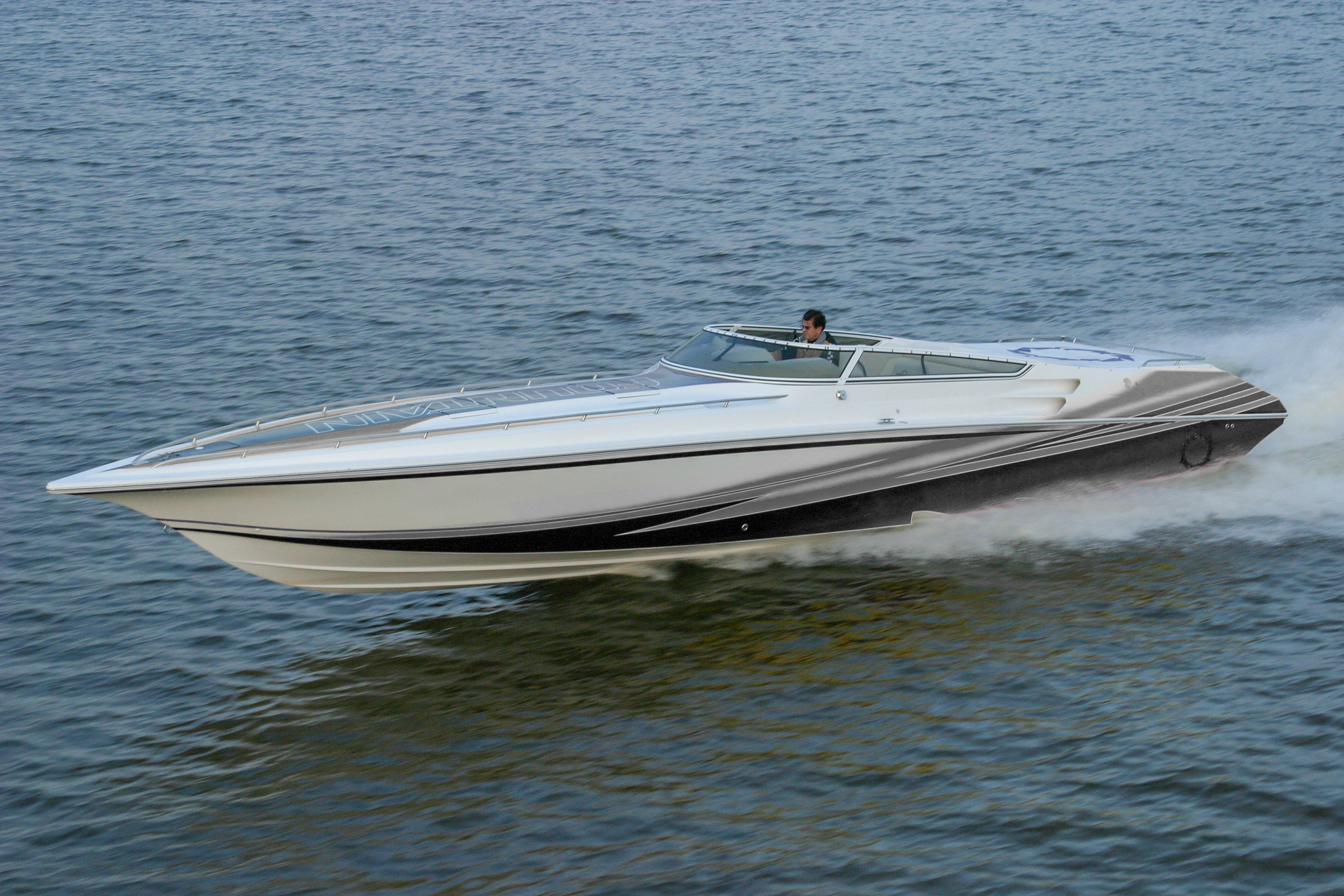 Fountain Boats For Sale >> 42 Lightning Performance Boat Fountain Powerboats