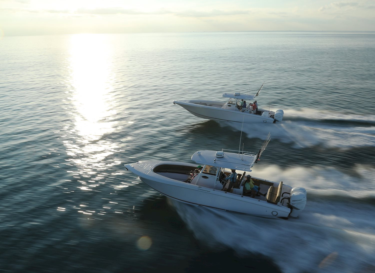 Quality Manufacturing Fountain Powerboats