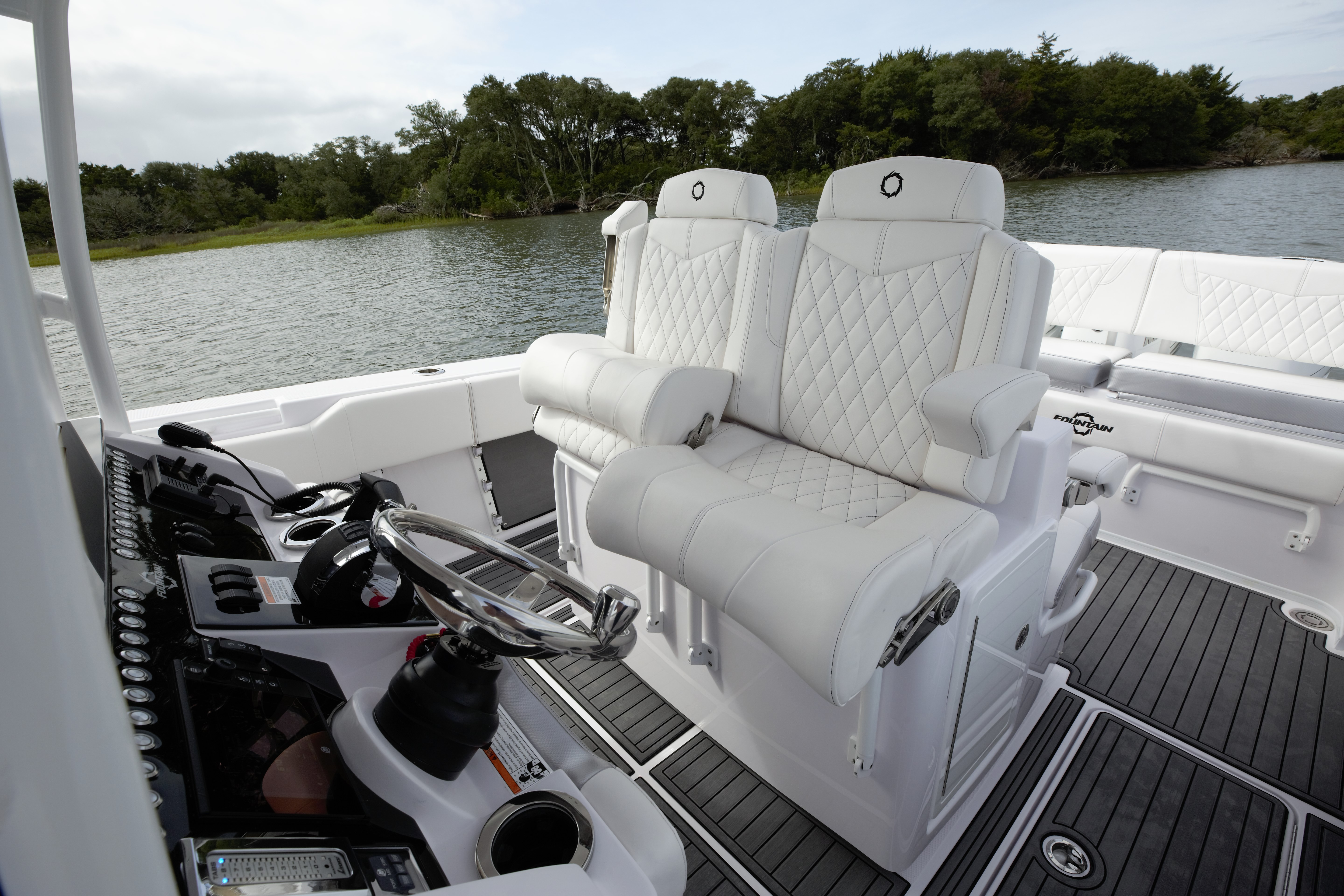 38CC Center Console Boats | Fountain Powerboats
