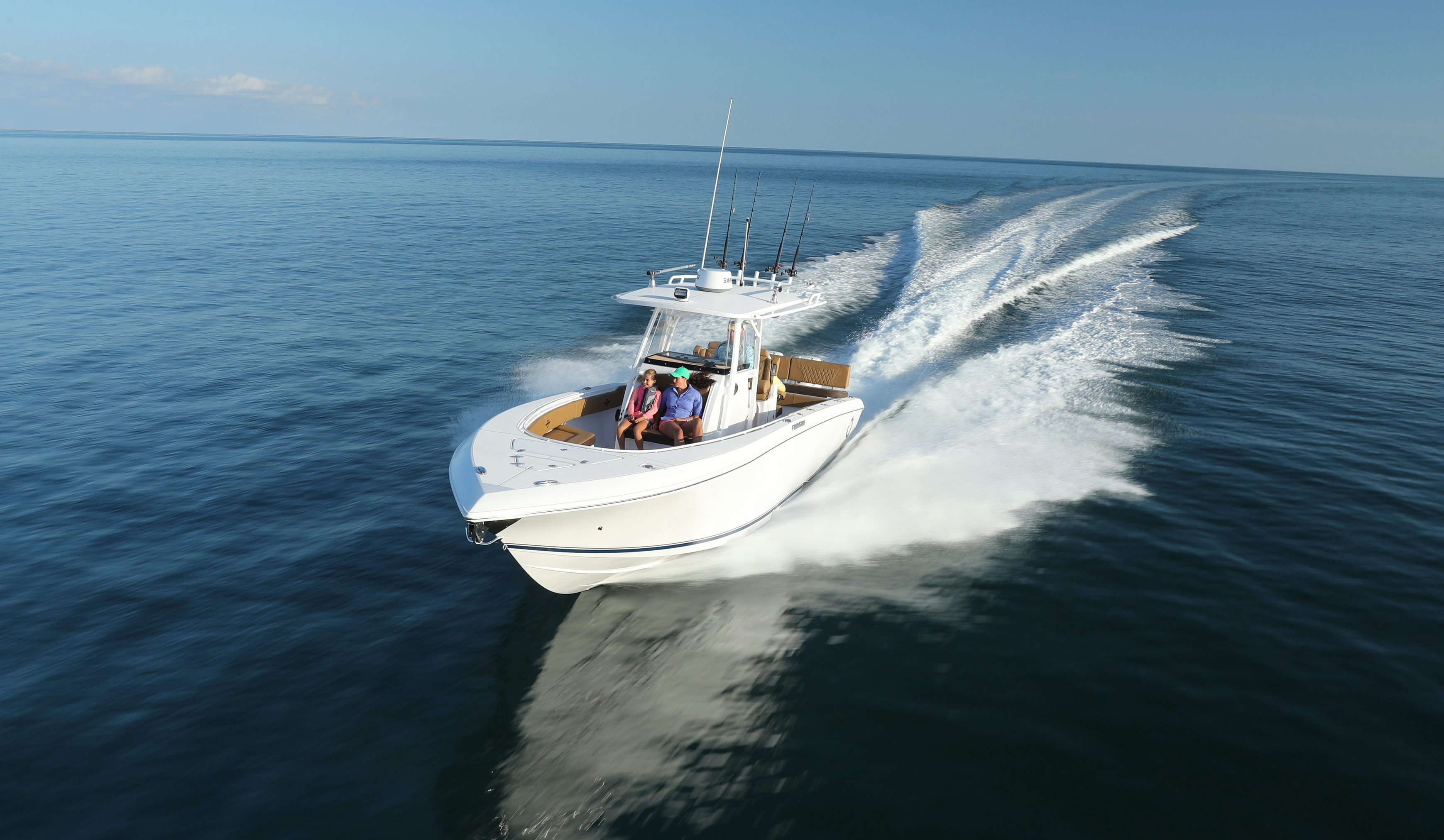 34CC Center Console Boats | Fountain Powerboats